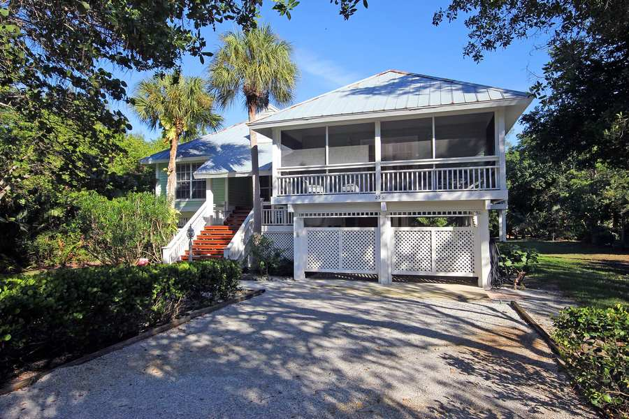 the cottages island recreation gulf breeze cottage center florida beach and community sanibel on